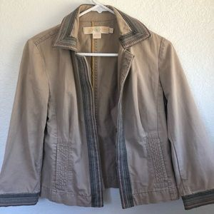 J. Crew Chino Tan Khaki Jacket 6